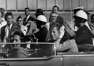 JFK a Dallas pochi istanti prima dell omicidio