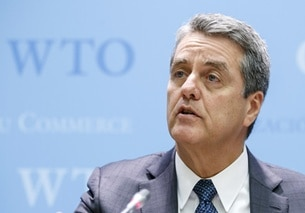 Roberto Azevêdo is Director-General of the World Trade Organization.