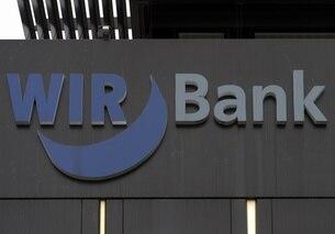 Il logo della Banca Wir